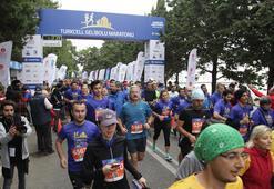 Gelibolu Maratonu'nda her katılımcı için 10 fidan
