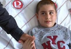 Parkta düşen Çınarın beyninde tümör çıktı