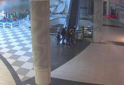 AVMde yürüyen merdiven dehşetine 200 bin liralık tazminat davası