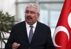 MHPli Yalçından Cumhurbaşkanlığı Hükümet Tezkereleri açıklaması