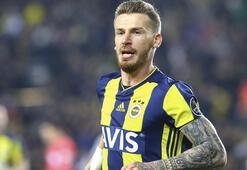 Serdar Aziz: Ayrılmıyorum, 3 yıl daha Fenerbahçedeyim