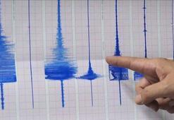 Kahramanmaraşta 3,4 büyüklüğünde deprem