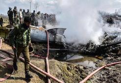 Hindistandan kendi helikopterimizi düşürdük açıklaması