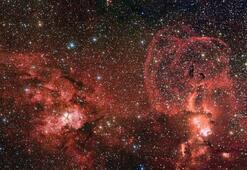 Galaksileri birbirine bağlayan kozmik ağın fotoğrafı çekildi