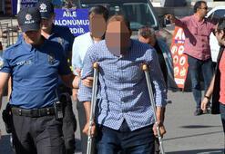 Kahramanmaraş merkezli silah kaçakçılığı operasyonu: 9 gözaltı