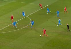 Bayern Munihin müthiş takım oyunu adeta baş döndürdü
