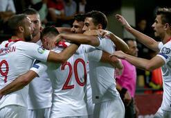 A Milli Futbol Takımının aday kadrosu belli oldu Arnavutluk ve Fransa...