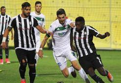 Altay - Bursaspor: 2-1