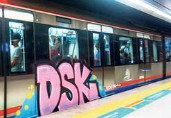 Marmaray'da grafiti temizliği yapılacak