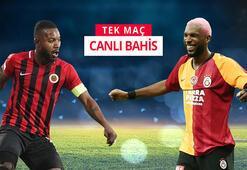 Gençlerbirliği - Galatasaray maçı canlı bahisle Misli.comda