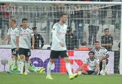 Beşiktaş moral ve çıkış arıyor...