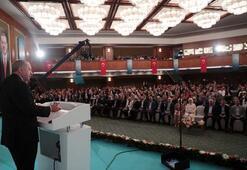 Cumhurbaşkanı Erdoğan yüzde 40+1 tartışmalarına son noktayı koydu