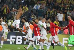 Fenerbahçeyi Kadıköyde yenmek muhteşem, muazzam