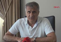 Şenol Güneş: Arnavutluk maçını kazanırsak Fransa ile final maçı oynarız