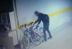 Kadıköy'de 2 bin dolar değerindeki bisikleti çaldı