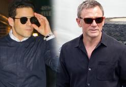 Rami Malek: Daniel Craig beni çekip öptü