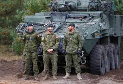 NATOdan dev tatbikat: Gözdağı verdi