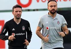 Beşiktaşta Gökhan Gönül şoku
