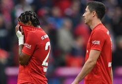 Bayern Münih bu sezon ilk yenilgisini aldı