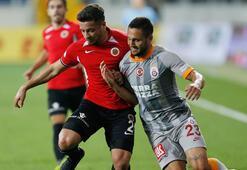 Gençlerbirliği - Galatasaray: 0-0