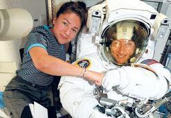 Uzayda ilk kadın yürüyüşü başlıyor