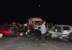 Manisada feci kaza: 12 yaşındaki küçük kız hayatını kaybetti