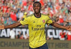 Eddie Nketiah golleriyle beğeni kazandı