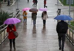 İl İl hava durumu bilgileri yayımlandı Meteoroloji o bölgeleri uyardı