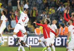 Antalya temsilcilerinden Fenerbahçeye geçit yok