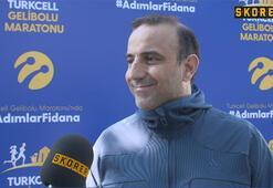 İsmail Özbayraktar: Böyle bir maratona isim sponsoru olduğumuz için çok mutluyuz
