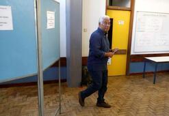 Portekiz seçiminde oylar kullanılıyor