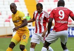 Demir Grup Sivasspor - Ankaragücü: 3-1