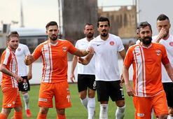 Cesar Grup Ümraniyespor-Adanaspor: 2-1