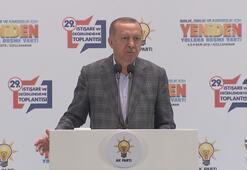 Cumhurbaşkanı Erdoğan: Trumpın yanındakiler talimata uymuş değiller