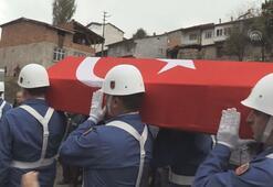Tokatlı Şehit İsmail Türk tekbirlerle ebediyete uğurlandı