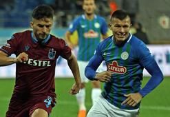 Çaykur Rizespor - Trabzonspor: 1-2