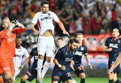 Gaziantep FK - Medipol Başakşehir: 1-2