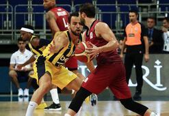 Fenerbahçe Beko - Gaziantep Basketbol: 84-75