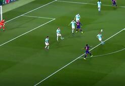 Luis Suarezden Şampiyonlar Ligine damga vuran gol