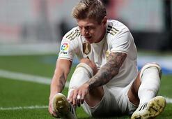 Toni Kroos, Galatasaray maçında yok