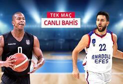Beşiktaş - Anadolu Efes heyecanı Misli.comda
