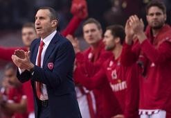 David Blatt, Olympiakostan ayrıldı