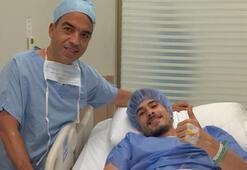 Dorukhan Toköz ameliyat oldu