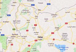 Suriyenin kuzeyinde patlamalar