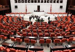 Son dakika... Irak ve Suriyeye asker gönderme tezkeresi Mecliste