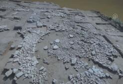İsrailde 5 bin yıllık antik kent bulundu