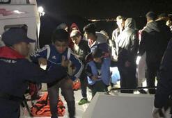 Didimde 44 kaçak göçmen yakalandı