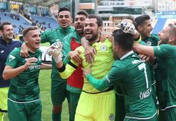 Konyaspor tarihi tekerrür ettirmek istiyor