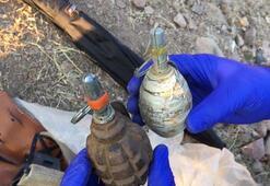 PKKya ağır darbe 13 sığınak ve depo imha edildi