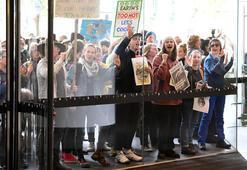 Avustralyada çevreci aktivistlere gözaltı